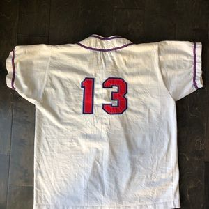 Russell Athletic Shirts - 1960 Russell Southern Company Baseball Jersey